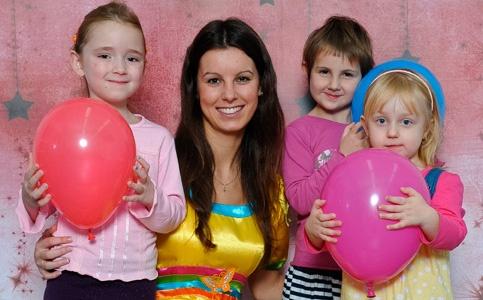 Programy a vystoupení pro děti